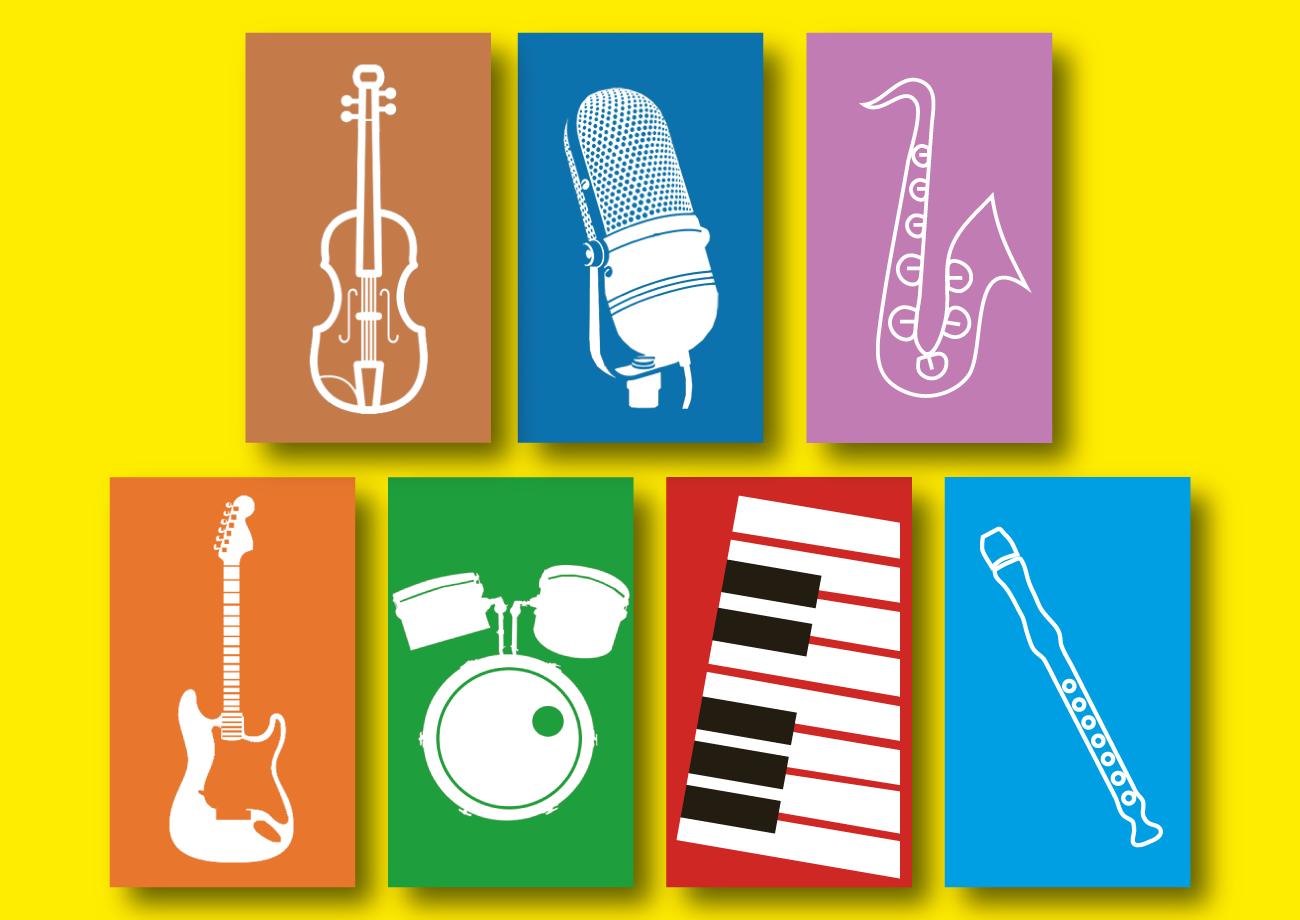 corsi individuali di strumento e canto